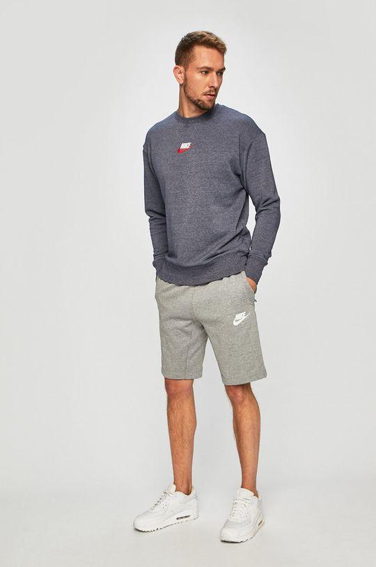 Nike Sportswear - Mikina námořnická modř