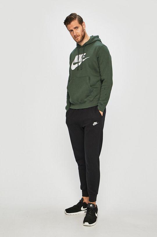 Nike Sportswear - Mikina ocelová zelená