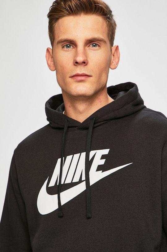 černá Nike Sportswear - Mikina Pánský