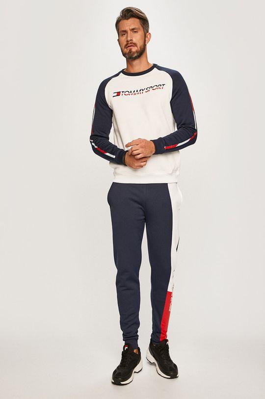 Tommy Sport - Mikina biela
