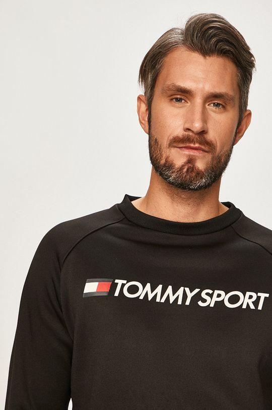 negru Tommy Sport - Bluza