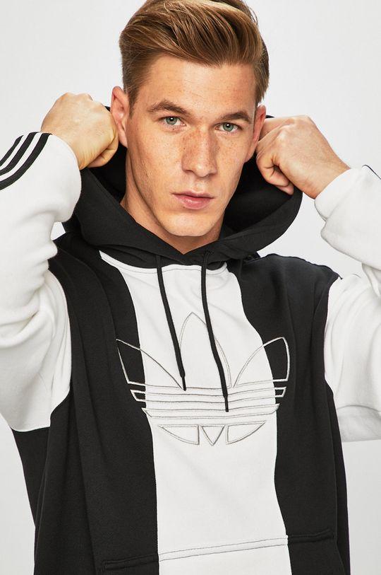 fekete adidas Originals - Felső Férfi