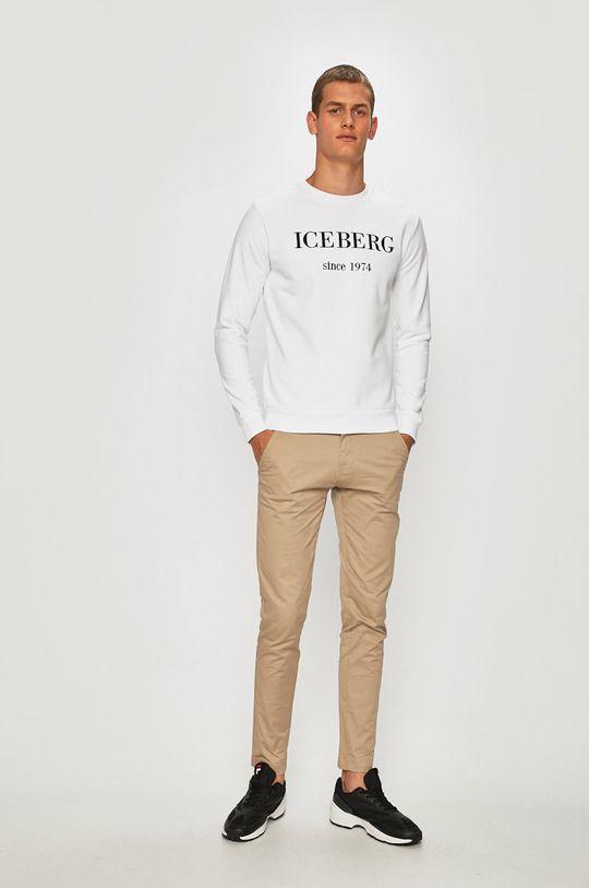 Iceberg - Bluza alb
