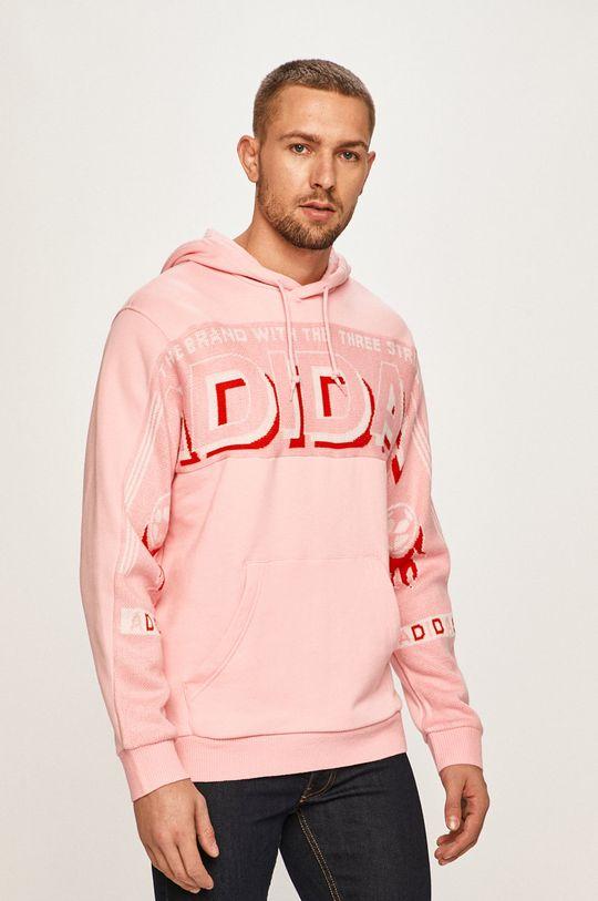 rózsaszín adidas Originals - Felső Férfi