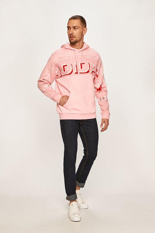 adidas Originals - Felső rózsaszín