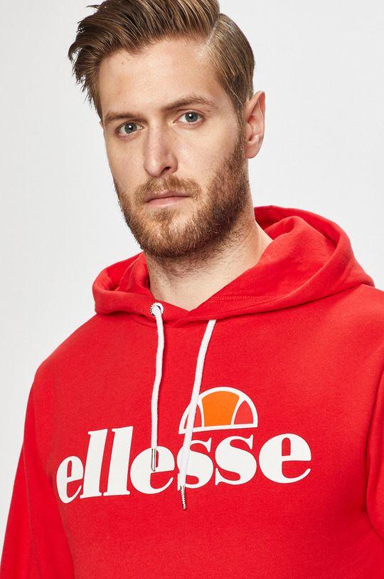 czerwony Ellesse - Bluza
