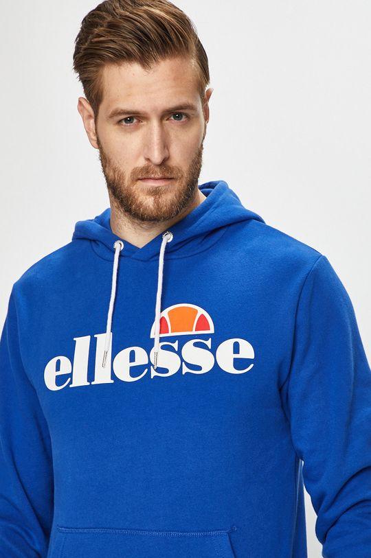 niebieski Ellesse - Bluza