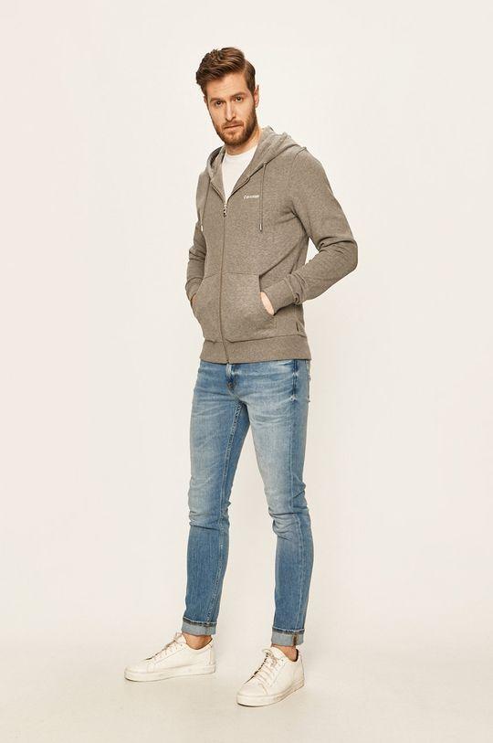 Calvin Klein - Bluza szary