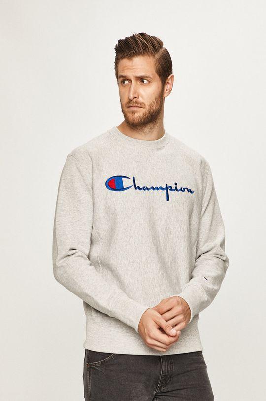gri deschis Champion - Bluza De bărbați
