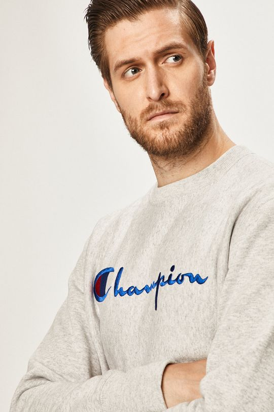 gri deschis Champion - Bluza