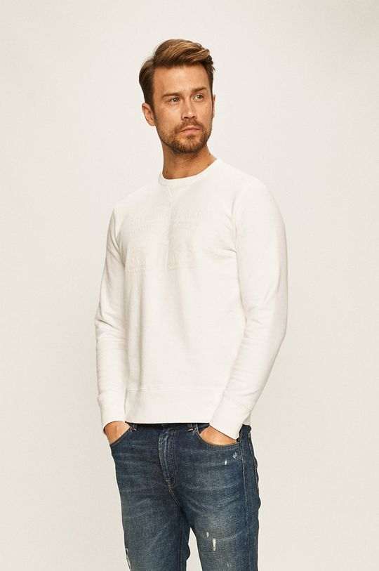 alb Levi's - Bluza De bărbați