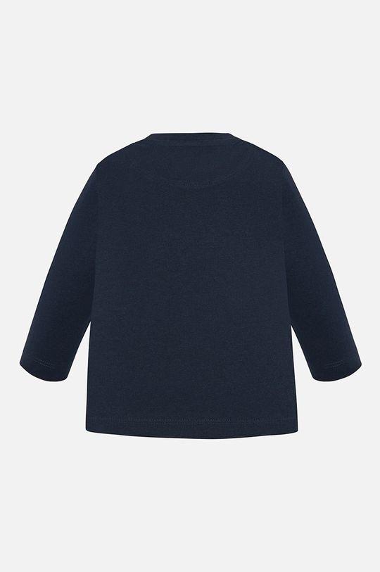 Mayoral - Detské tričko s dlhým rukávom 74-98 cm tmavomodrá