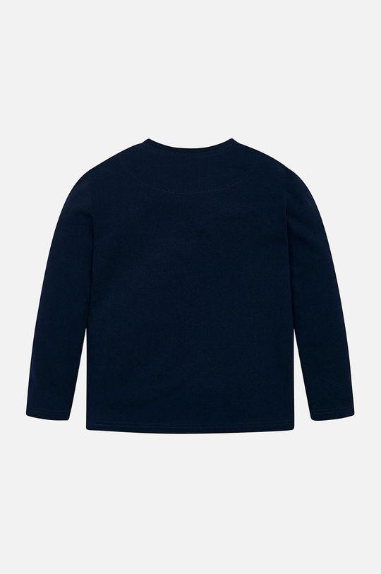Mayoral - Detské tričko s dlhým rukávom 92-134 cm tmavomodrá