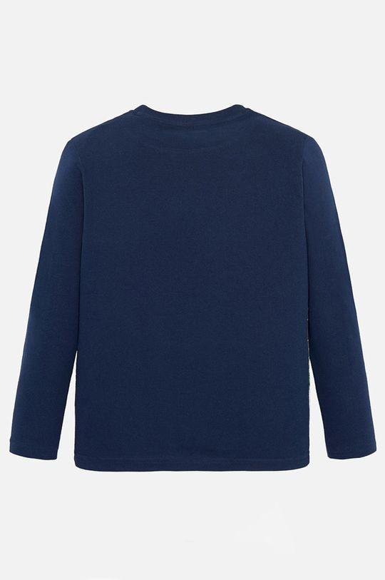 Mayoral - Detské tričko s dlhým rukávom 128-172 cm modrá