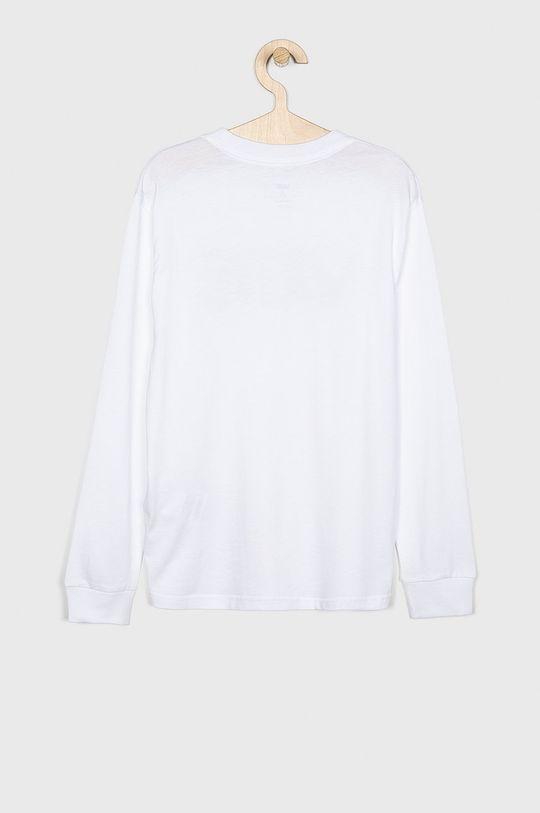 Vans - Longsleeve dziecięcy 122-174 cm biały