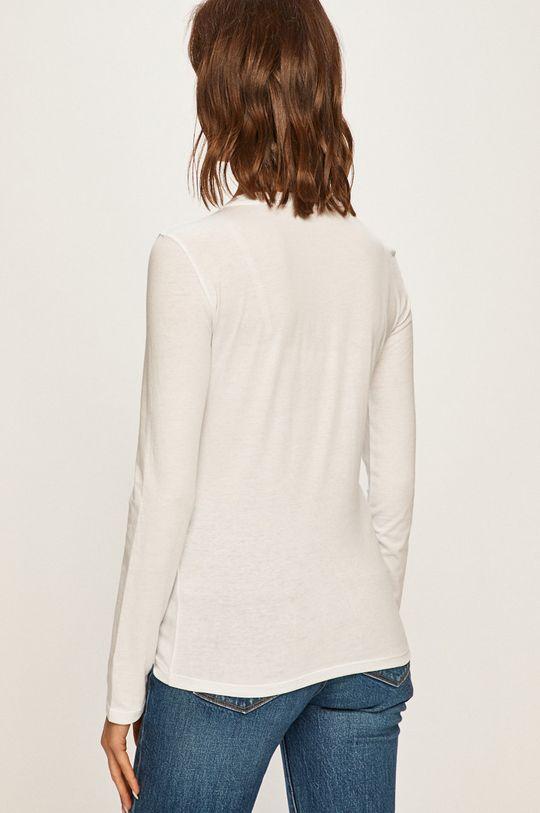 Armani Exchange - Tričko s dlhým rúkavom  100% Bavlna