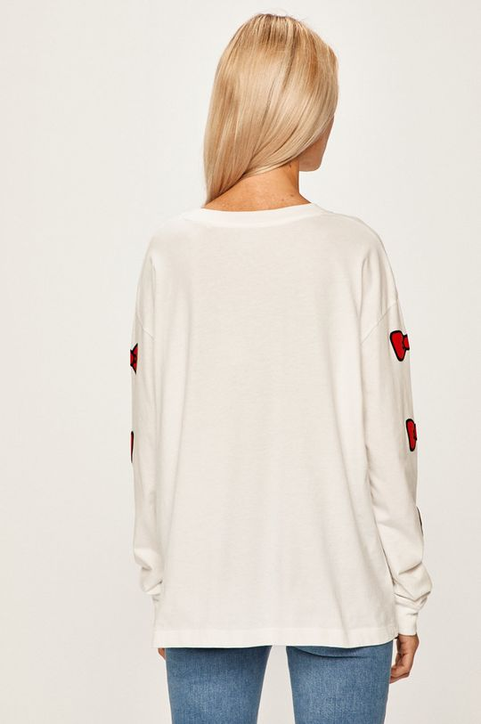 Levi's - Tričko s dlhým rúkavom x Hello Kitty  100% Bavlna