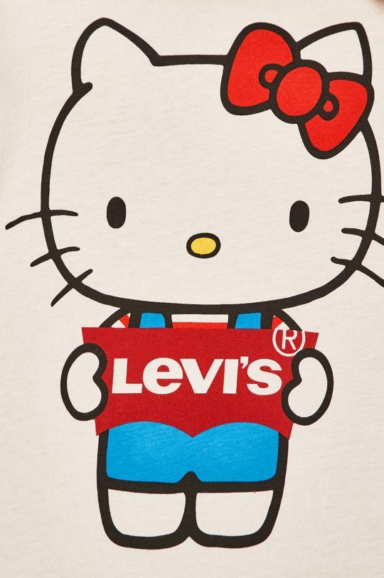 Levi's - Tričko s dlhým rúkavom x Hello Kitty Dámsky