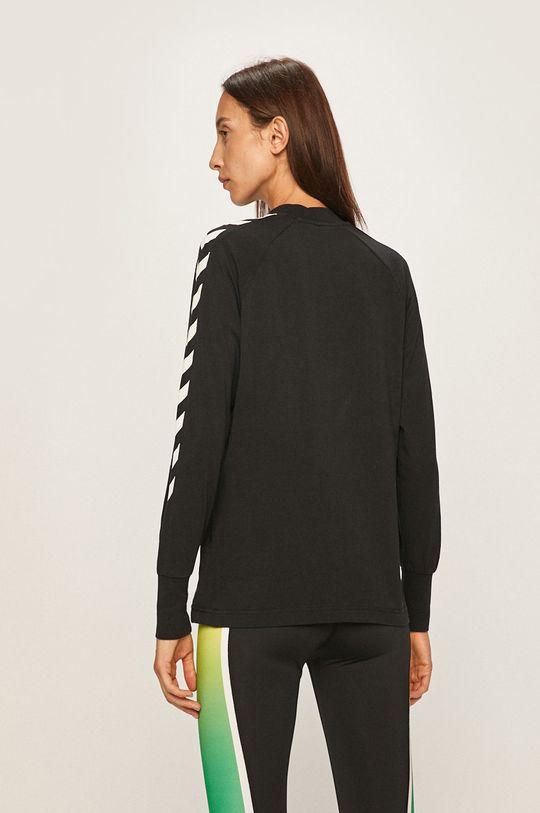 Hummel - Tričko s dlhým rúkavom  96% Bavlna, 4% Elastan