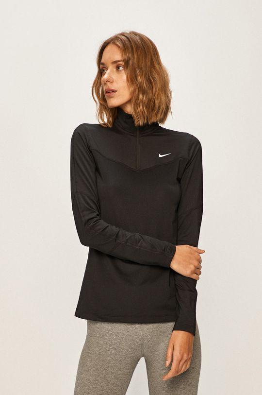 černá Nike - Tričko s dlouhým rukávem Dámský