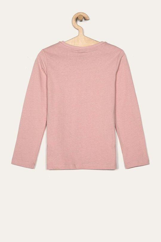 G-Star Raw - Detské tričko s dlhým rukávom 128-164 cm ružová