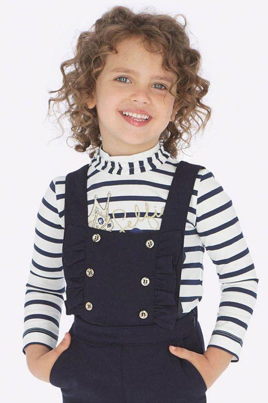 tmavomodrá Mayoral - Detské tričko s dlhým rukávom 92 - 134 cm Dievčenský