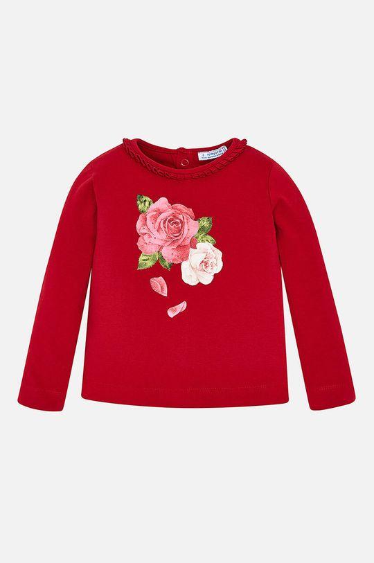 červená Mayoral - Detské tričko s dlhým rukávom 92 - 134 cm Dievčenský