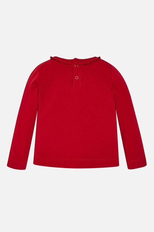 Mayoral - Detské tričko s dlhým rukávom 92 - 134 cm červená