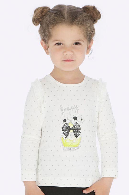 strieborná Mayoral - Detské tričko s dlhým rukávom 92 - 134 cm Dievčenský