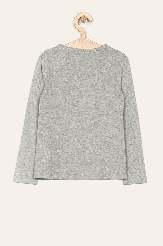 Pepe Jeans - Detské tričko s dlhým rukávom 128-178 cm sivá