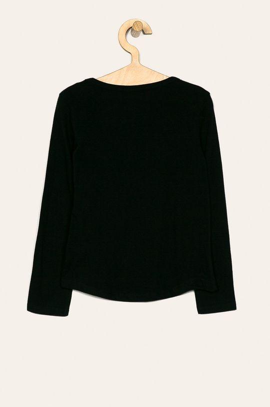 Roxy - Detské tričko s dlhým rukávom 128-176 cm čierna