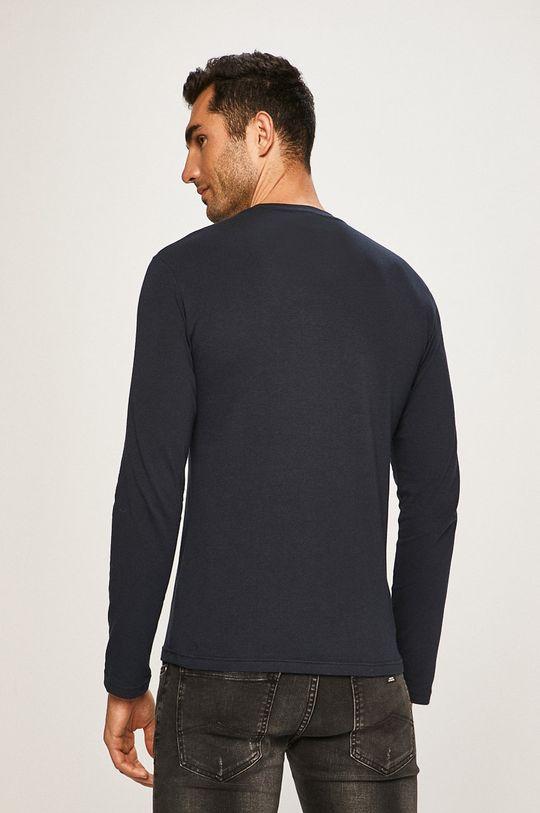 Emporio Armani - Pánske tričko s dlhým rúkavom  95% Bavlna, 5% Elastan