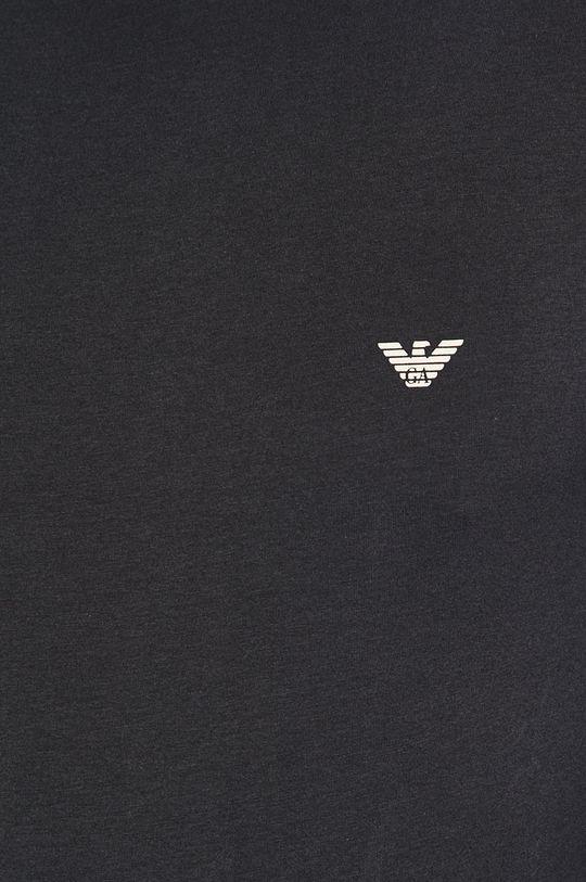 Emporio Armani - Pánske tričko s dlhým rúkavom Pánsky