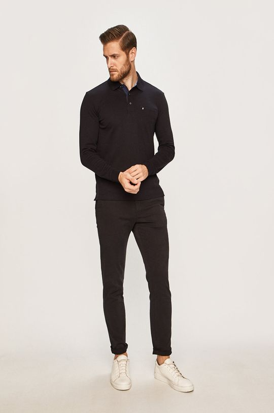 Pierre Cardin - Tričko s dlouhým rukávem 100% Bavlna