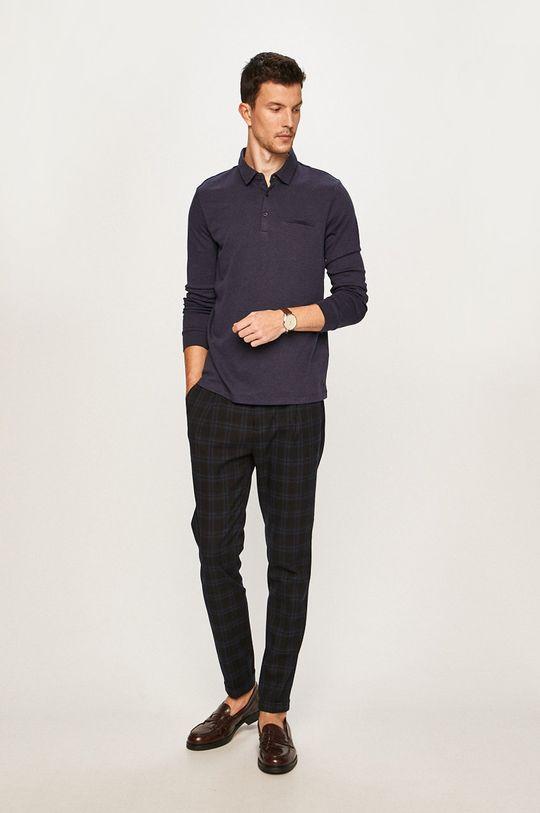 Pierre Cardin - Tričko s dlouhým rukávem Hlavní materiál: 60% Bavlna, 40% Polyester
