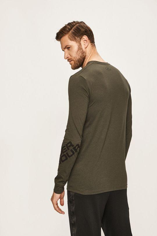 Under Armour - Pánske tričko s dlhým rukávom  60% Bavlna, 40% Polyester