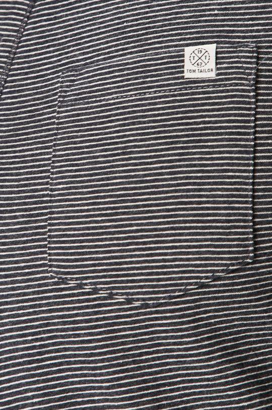 Tom Tailor Denim - Pánske tričko s dlhým rukávom Pánsky