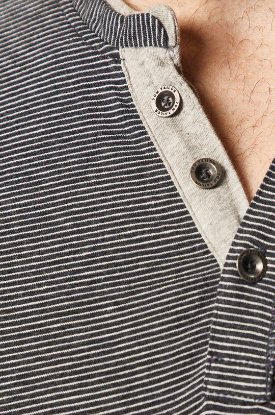 Tom Tailor Denim - Pánske tričko s dlhým rukávom
