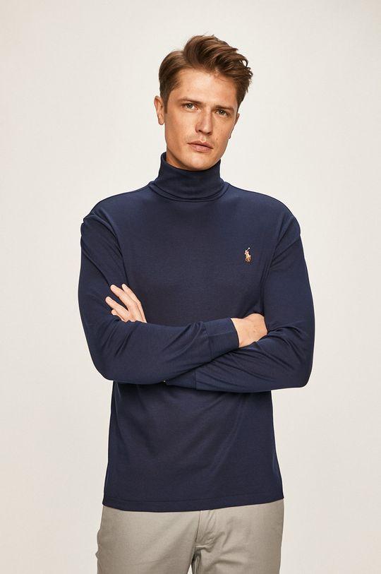 námořnická modř Polo Ralph Lauren - Svetr Pánský