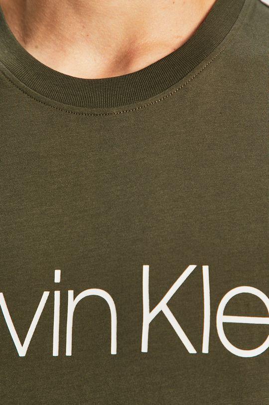 Calvin Klein - Tričko s dlouhým rukávem Pánský