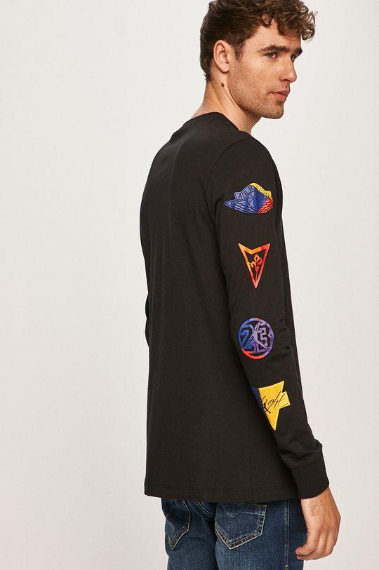 Jordan - Pánske tričko s dlhým rúkavom  100% Bavlna