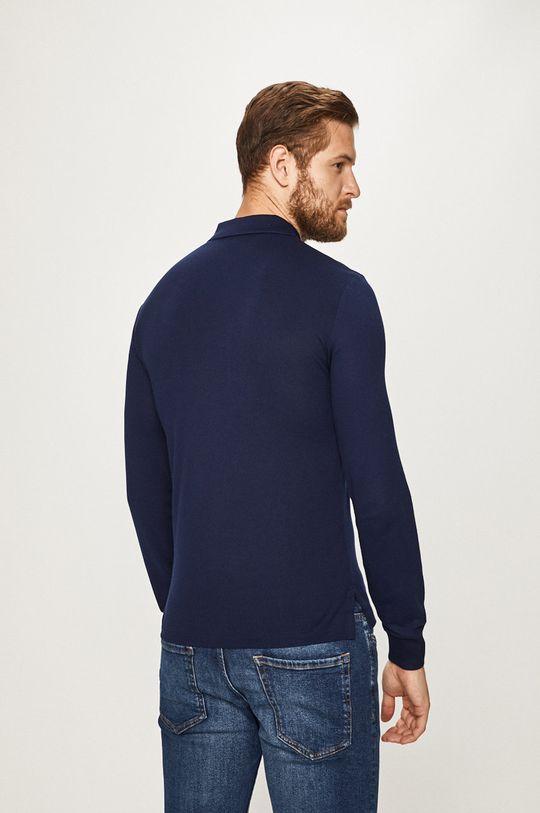 Polo Ralph Lauren - Pánske tričko s dlhým rúkavom  97% Bavlna, 3% Elastan