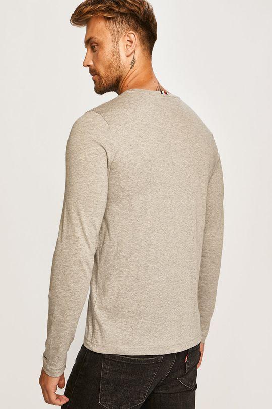 Tommy Hilfiger - Pánske tričko s dlhým rúkavom  100% Bavlna