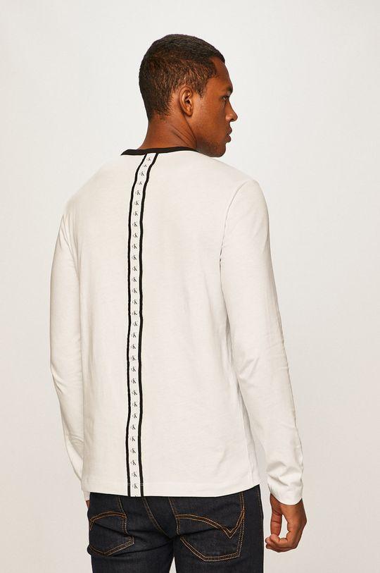 Calvin Klein Jeans - Pánske tričko s dlhým rúkavom  100% Bavlna