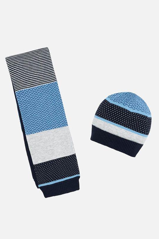 блакитний Mayoral - Дитяча шапка і шарф 80-92 cm Для хлопчиків