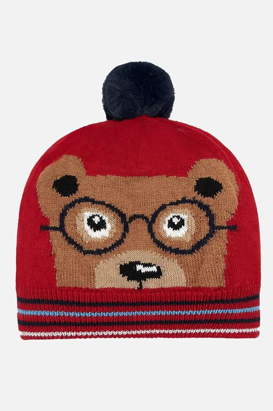 червен Mayoral - Детска шапка 48-50 Момче