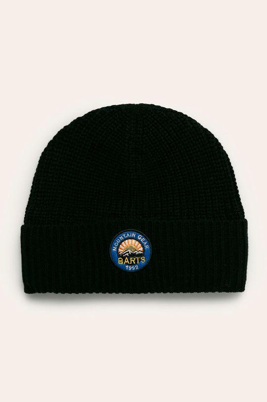 čierna Barts - Detská čiapka Chlapčenský