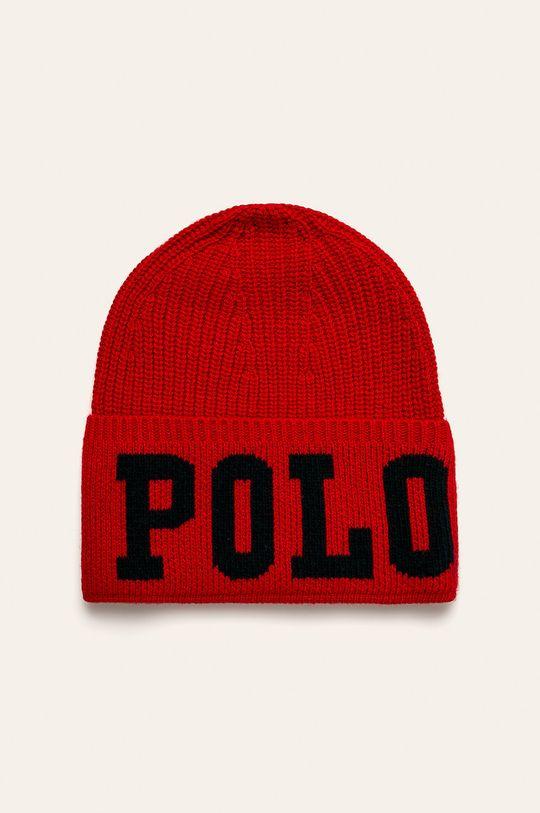 červená Polo Ralph Lauren - Dětska čepice Chlapecký