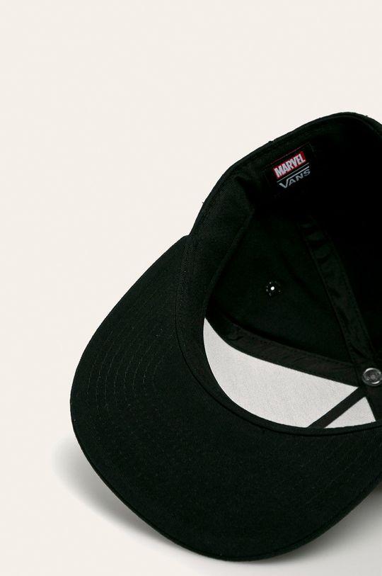 čierna Vans - Detská čiapka x Marvel