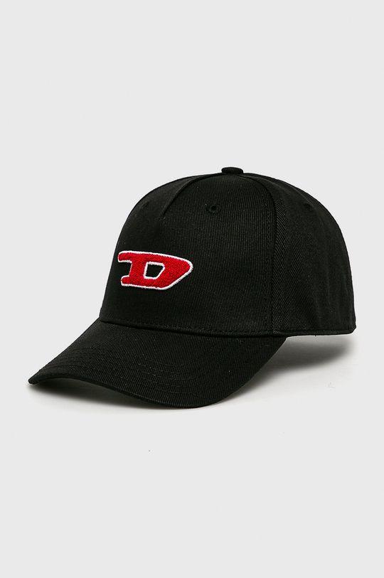černá Diesel - Čepice Dámský